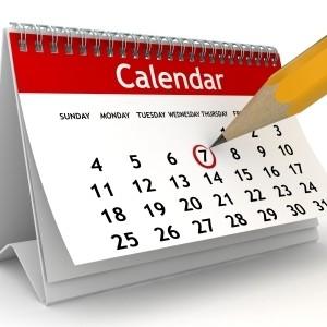 Calendar Dean Ritter